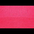 """Пряжа """"Детский хлопок"""" цв. 084 малиновый мусс 100% хлопок 5х100гр / 330м """"Пехорка"""""""