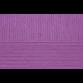 """Пряжа """"Детский хлопок"""" цв. 087 т. лиловый 100% хлопок 5х100гр / 330м """"Пехорка"""""""