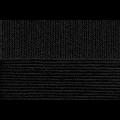 """Пряжа """"Детская новинка"""" цв. 002 чёрный 100% об. акрил 10х50гр / 200м """"Пехорка"""""""