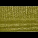 "Пряжа ""Детская новинка"" цв. 033 золотистая олива 100% об. акрил 10х50гр / 200м ""Пехорка"""