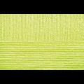 """Пряжа """"Детская новинка"""" цв. 483 незрелый лимон 100% об. акрил 10х50гр / 200м """"Пехорка"""""""
