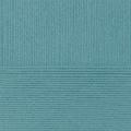 """Пряжа """"Детская новинка"""" цв. 752 дымчато-бирюзовый 100% об. акрил 10х50гр / 200м """"Пехорка"""""""