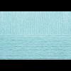 """Пряжа """"Детский каприз тёплый"""" цв. 222 голубая бирюза 50% мериносовая шерсть 50% фибра 10х50гр / 125м """"Пехорка"""""""
