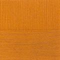 """Пряжа """"Детский каприз тёплый"""" цв. 447 горчица 50% мериносовая шерсть 50% фибра 10х50гр / 125м """"Пехорка"""""""