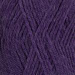 """Пряжа """"Джинсовый ряд"""" цв. 1161 фиолетовый меланж 50% шерсть 50% акрил 10х100гр / 250м """"Пехорка"""""""