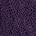 """Пряжа """"Джинсовый ряд"""" цв. 1162 т. фиолетовый меланж 50% шерсть 50% акрил 10х100гр / 250м """"Пехорка"""""""