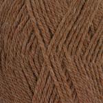 """Пряжа """"Джинсовый ряд"""" цв. 1163 св. коричневый меланж 50% шерсть 50% акрил 10х100гр / 250м """"Пехорка"""""""