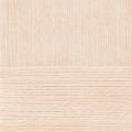 """Пряжа """"Гламурная"""" цв. 442 натуральный 35% мериносовая шерсть 35% об. акрил 30% полиамид 10х50гр / 175м """"Пехорка"""""""