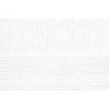 "Пряжа ""Хлопок натуральный"" цв. 001 белый 100% хлопок 5х100гр / 425м ""Пехорка"""