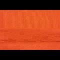 "Пряжа ""Хлопок натуральный"" цв. 284 оранжевая 100% хлопок 5х100гр / 425м ""Пехорка"""