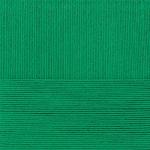 """Пряжа """"Классический хлопок"""" цв. 480 яр. зелень 100% хлопок 5х100гр / 250м """"Пехорка"""""""