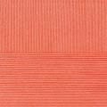 "Пряжа ""Классический хлопок"" цв. 058 коралл 100% хлопок 5х100гр / 250м ""Пехорка"""