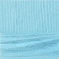 "Пряжа ""Классический хлопок"" цв. 222 голубая бирюза 100% хлопок 5х100гр / 250м ""Пехорка"""