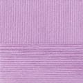 """Пряжа """"Классический хлопок"""" цв. 389 св. фиалка 100% хлопок 5х100гр / 250м """"Пехорка"""""""