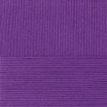 """Пряжа """"Классический хлопок"""" цв. 698 т. фиолетовый 100% хлопок 5х100гр / 250м """"Пехорка"""""""