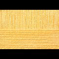 """Пряжа """"Конкурентная"""" цв. 075 жёлтая роза 50% шерсть 50% акрил 10х100гр / 250м """"Пехорка"""""""