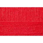 """Пряжа """"Конкурентная"""" цв. 088 красный мак 50% шерсть 50% акрил 10х100гр / 250м """"Пехорка"""""""