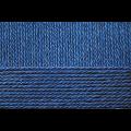 """Пряжа """"Конкурентная"""" цв. 100 королевский синий 50% шерсть 50% акрил 10х100гр / 250м """"Пехорка"""""""