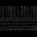 """Пряжа """"Конопляная"""" цв. 002 чёрный 70% хлопок 30% конопля 5х50гр / 280м """"Пехорка"""""""