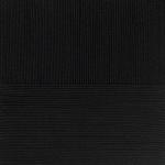 """Пряжа """"Кружевная"""" цв. 002 чёрный 100% акрил 5х50гр / 280м """"Пехорка"""""""