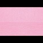 """Пряжа """"Лаконичная"""" цв. 020 розовый 50% хлопок 50% акрил 5х100гр / 212м """"Пехорка"""""""