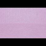 """Пряжа """"Лаконичная"""" цв. 178 св. сиреневый 50% хлопок 50% акрил 5х100гр / 212м """"Пехорка"""""""