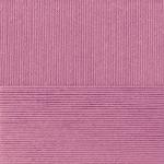 """Пряжа """"Лаконичная"""" цв. 179 фиалка 50% хлопок 50% акрил 5х100гр / 212м """"Пехорка"""""""