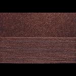 """Пряжа """"Лаконичная"""" цв. 416 св. коричневый 50% хлопок 50% акрил 5х100гр / 212м """"Пехорка"""""""