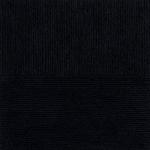 """Пряжа """"Льняная"""" цв. 002 чёрный 55% лён 45% хлопок 5х100гр / 330м """"Пехорка"""""""