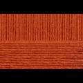 """Пряжа """"Мериносовая"""" цв. 031 теракот 50% мериносовая шерсть 50% акрил 10х100гр / 200м """"Пехорка"""""""