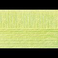 """Пряжа """"Мериносовая"""" цв. 193 св. салат 50% мериносовая шерсть 50% акрил 10х100гр / 200м """"Пехорка"""""""