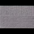 """Пряжа """"Мериносовая"""" цв. 386 св. серый меланж 50% мериносовая шерсть 50% акрил 10х100гр / 200м """"Пехорка"""""""