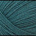 """Пряжа """"Мерцающая"""" цв. 014 морская волна 96% об. акрил 4% метанит 5х100гр / 430м """"Пехорка"""""""