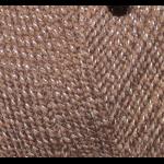 """Пряжа """"Мерцающая"""" цв. 161 мокко 96% об. акрил 4% метанит 5х100гр / 430м """"Пехорка"""""""