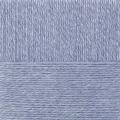 """Пряжа """"Молодёжная"""" цв. 005 голубой 91% об. акрил 9% полиамид 5х200гр / 280м """"Пехорка"""""""
