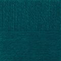 """Пряжа """"Молодёжная"""" цв. 014 морская волна 91% об. акрил 9% полиамид 5х200гр / 280м """"Пехорка"""""""