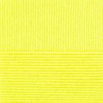 """Пряжа """"Молодёжная"""" цв. 027 лимон 91% об. акрил 9% полиамид 5х200гр / 280м """"Пехорка"""""""