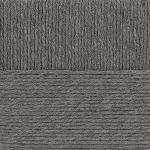 """Пряжа """"Молодёжная"""" цв. 371 натур. серый 91% об. акрил 9% полиамид 5х200гр / 280м """"Пехорка"""""""