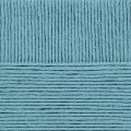 """Пряжа """"Молодёжная"""" цв. 752 дымчато-бирюзовый 91% об. акрил 9% полиамид 5х200гр / 280м """"Пехорка"""""""