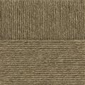 """Пряжа """"Молодёжная"""" цв. 756 бархатный беж 91% об. акрил 9% полиамид 5х200гр / 280м """"Пехорка"""""""