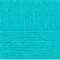 """Пряжа """"Народная традиция"""" цв. 223 св. бирюза 30% шерсть 70% акрил 10х100гр / 100м """"Пехорка"""""""