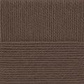 """Пряжа """"Народная традиция"""" цв. 377 кофейный 30% шерсть 70% акрил 10х100гр / 100м """"Пехорка"""""""