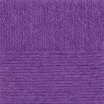 """Пряжа """"Народная традиция"""" цв. 078 фиолетовый 30% шерсть 70% акрил 10х100гр / 100м """"Пехорка"""""""