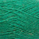 """Пряжа """"Носочная"""" цв. 875 зелёно-изумрудный 50% шерсть 50% акрил 10х100гр / 200м """"Пехорка"""""""
