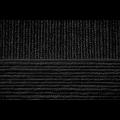 """Пряжа """"Перспективная"""" цв. 002 чёрный 50% мериносовая шерсть 50% об. акрил 5х100гр / 270м """"Пехорка"""""""