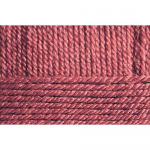 "Пряжа ""Перуанская альпака"" цв. 021 брусника 50% альпака 50% мерин. шерсть 10х50гр / 150м ""Пехорка"""