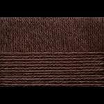 """Пряжа """"Перуанская альпака"""" цв. 251 коричневый 50% альпака 50% мерин. шерсть 10х50гр / 150м """"Пехорка"""""""