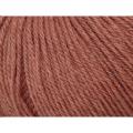 "Пряжа ""Перуанская альпака"" цв. 369 т. брусника 50% альпака 50% мерин. шерсть 10х50гр / 150м ""Пехорка"""