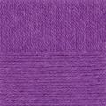 """Пряжа """"Популярная"""" цв. 078 фиолетовый 50% шерсть 45% акрил 5% об. акрил 10х100гр / 133м """"Пехорка"""""""
