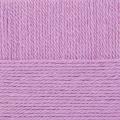 """Пряжа """"Популярная"""" цв. 389 св. фиалка 50% шерсть 45% акрил 5% об. акрил 10х100гр / 133м """"Пехорка"""""""
